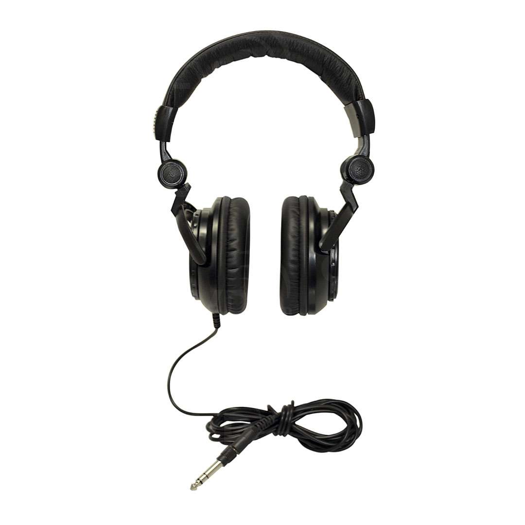 Tascam TH-02 (TH02) Closed-Back Compact Folding Stereo Headphones