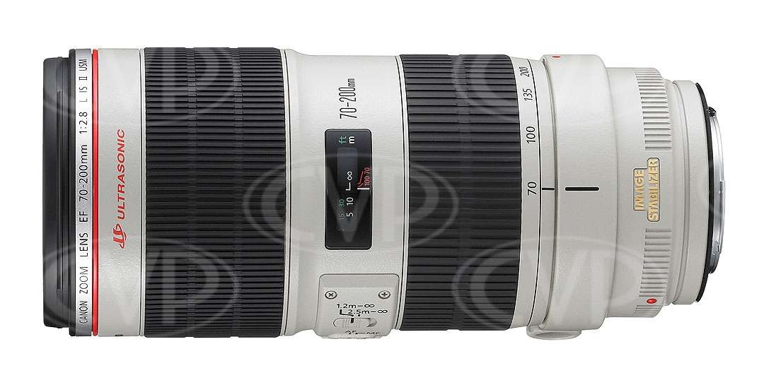 Canon 2751B005AA Canon EF 70-200 2.8L IS II USM EOS