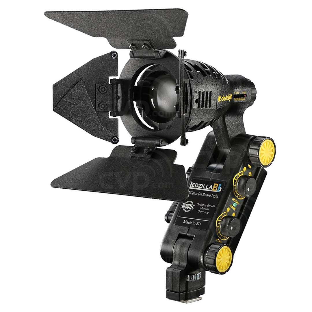 Dedolight DLOBML2-BI Ledzilla 2 LED Bi-colour Mini On Camera Light