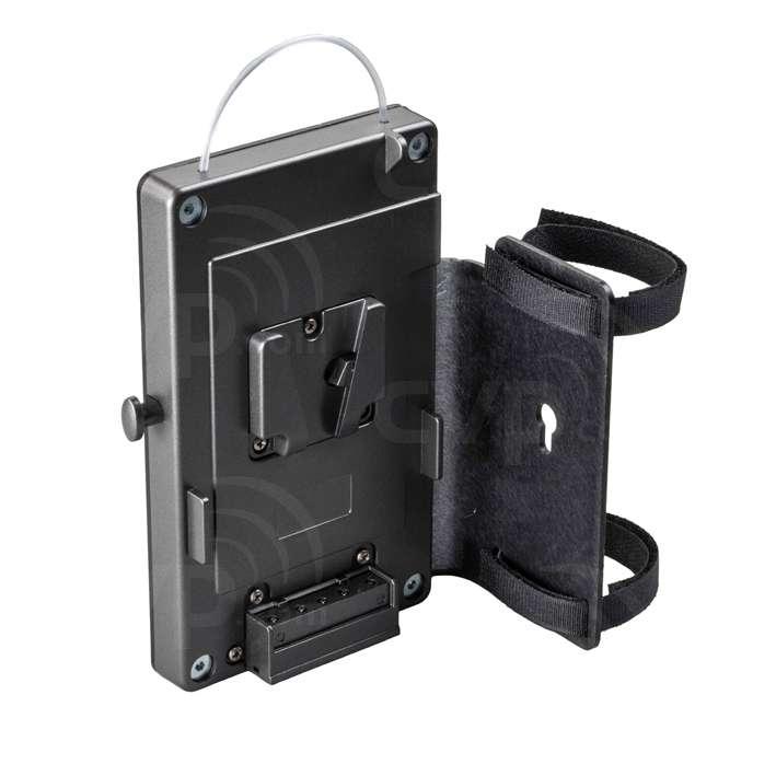 Dedolight DLBCA2-V - Belt Adapter for V-Mount Batteries with Holding
