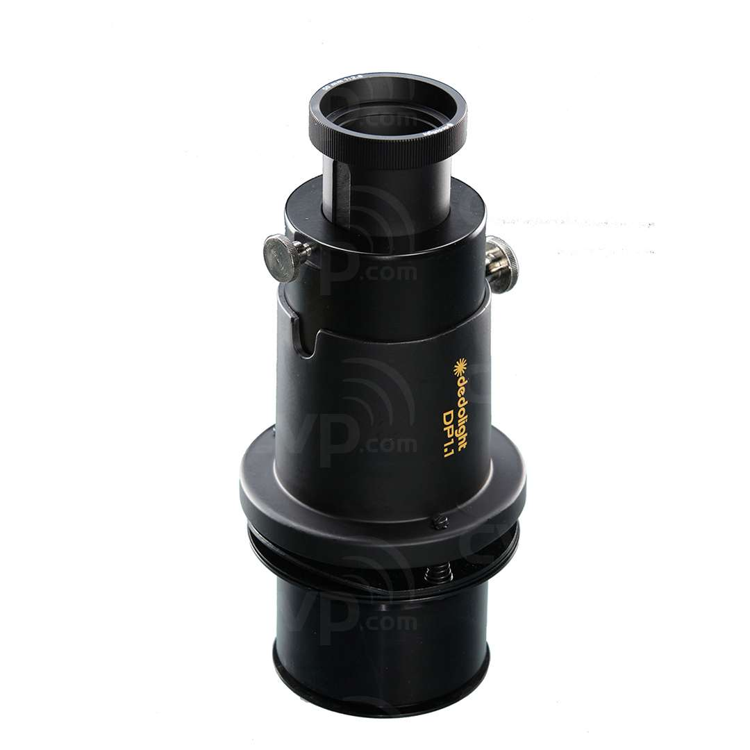 Dedolight DP1.1 - Imager Projection Attachment with 85mm lens for