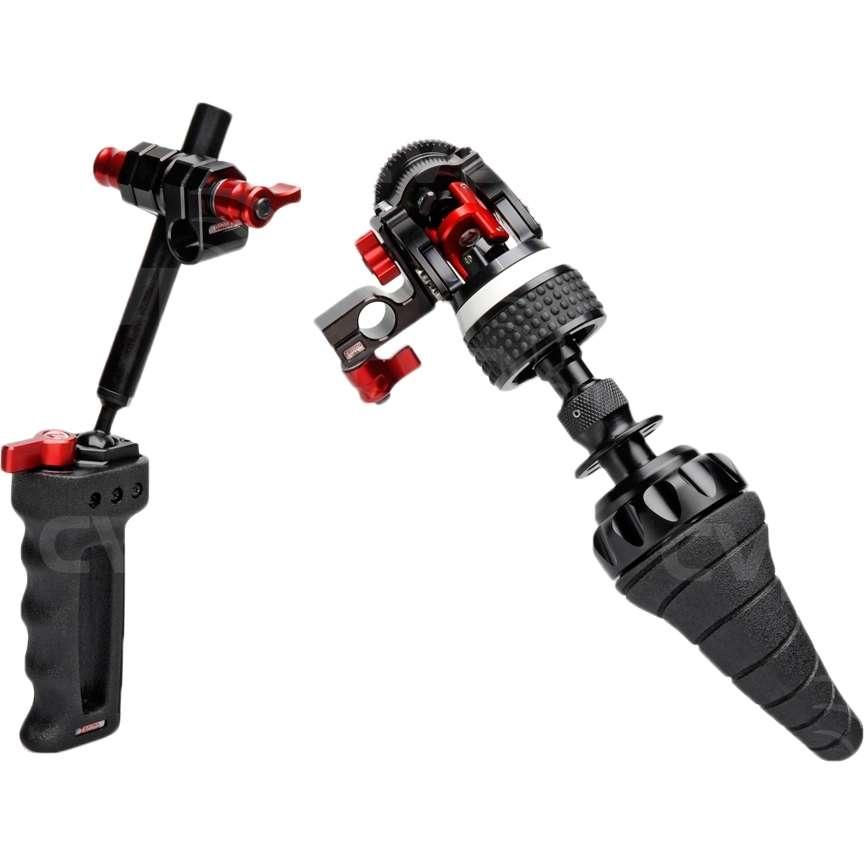 Zacuto Z-RHGK (ZRHGK) Recoil Handgrip Kit for DSLR Cameras