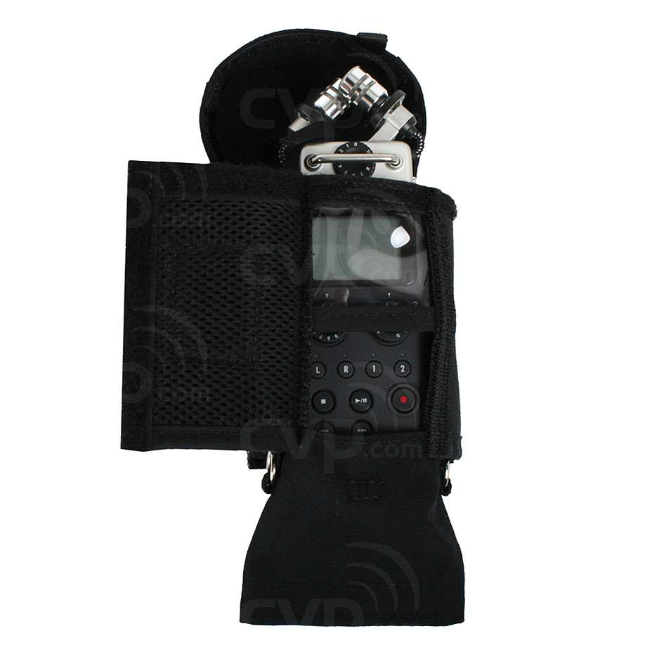 Portabrace AR-ZH5 (ARZH5) Audio Recorder Case for Zoom H5 Portable