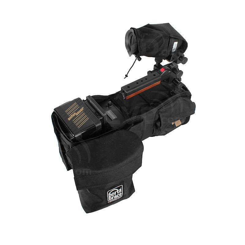 Portabrace CBA-CION / CBA-CIONB (CBACION) Camera BodyArmor Camera Case for