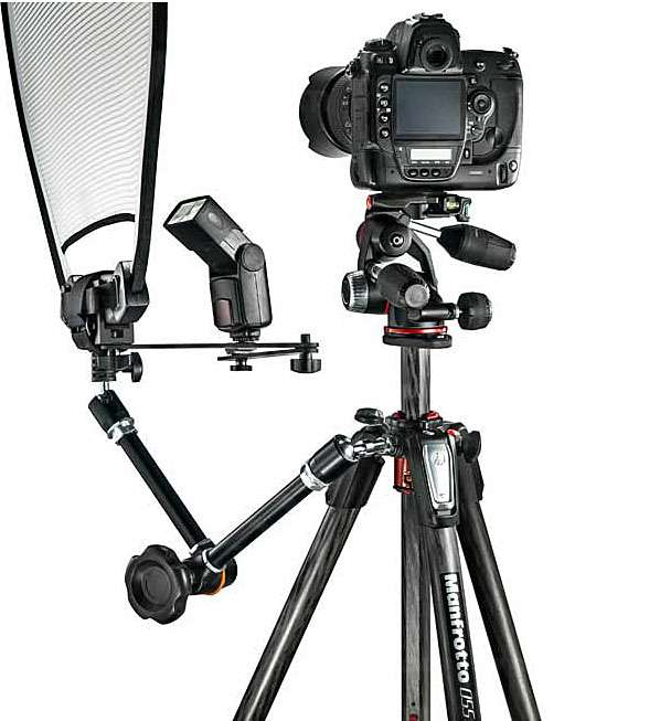 Manfrotto MHXPRO-3W (MHXPRO3W) X-PRO 3-Way Photographic Tripod Head with