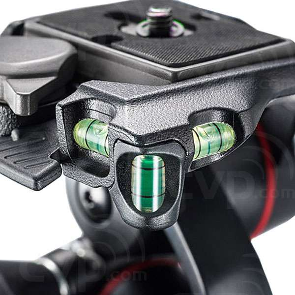 Manfrotto MHXPRO-3W (MHXPRO3W) X-PRO 3-Way Photographic Tripod Head with Retractable