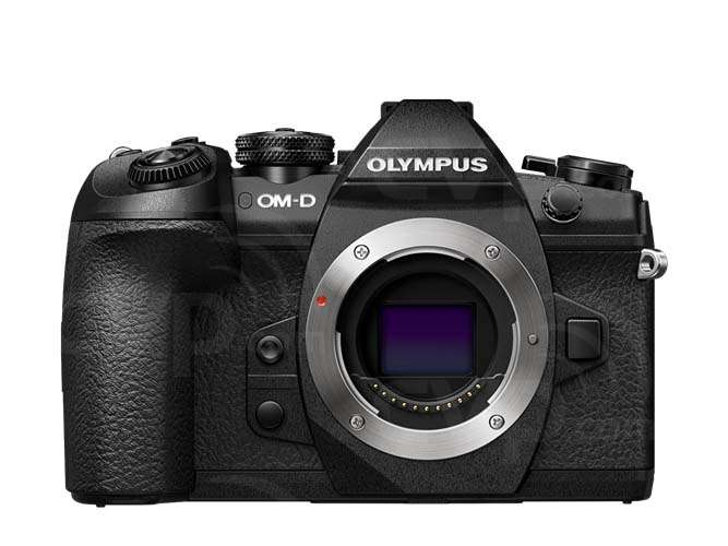Olympus OM-D E-M1 Mark II 20.4MP Digital Compact Camera Body Only - Black (p/n V207060BE000)