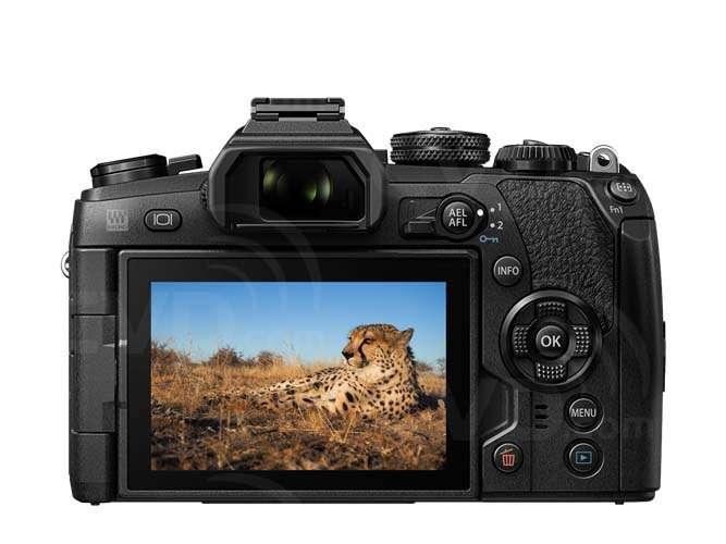 Olympus OM-D E-M1 Mark II 20.4MP Digital Compact Camera Body