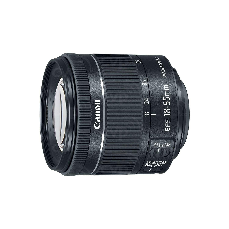 Canon 18-55mm f/4-5.6 II - EF-S