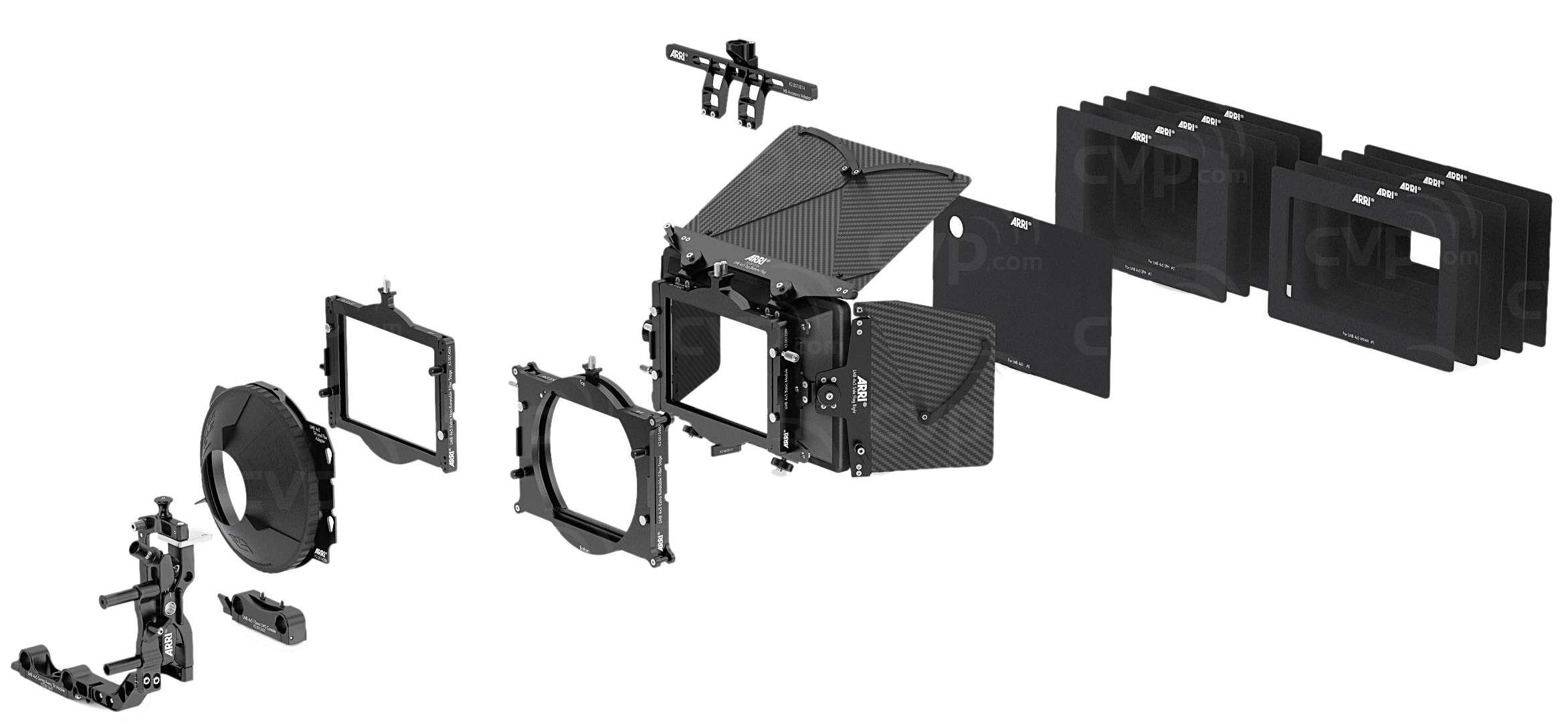ARRI KK.0015177 (KK0015177) LMB 4x5  Matte Box Pro Set