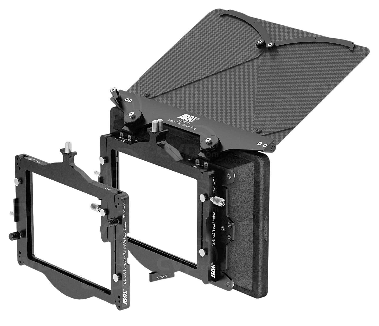 ARRI KK.0015175 (KK0015175) LMB 4x5 Clamp-On Set 3-stage