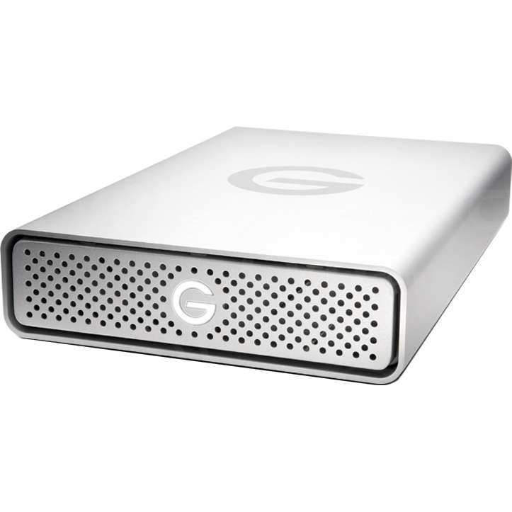 G-Tech G-DRIVE 10TB 7200RPM High-Performance Storage Solution with 1x USB