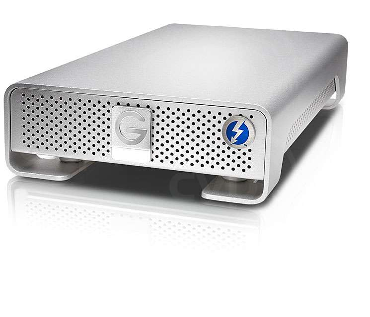 G-Tech G-DRIVE 8TB 7200RPM with Thunderbolt & USB 3.0 (GT-0G04997)G-Tech