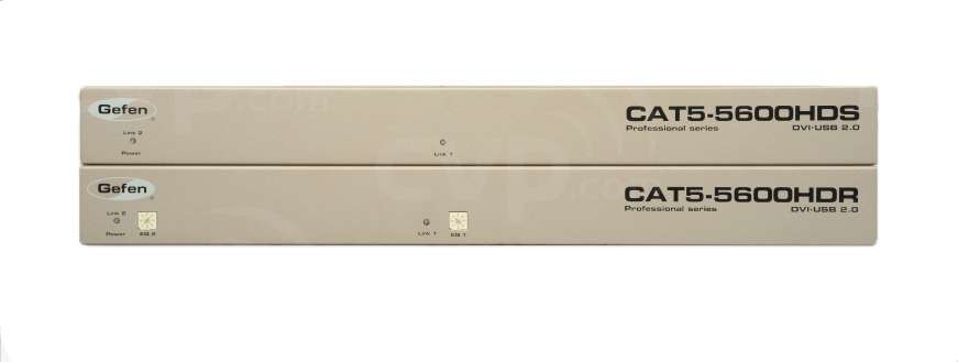 Gefen EXTCAT55600HD Dual-Display KVM Extender