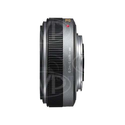 Panasonic 20mm f1.7 Lumix G II ASPH Lens - Micro