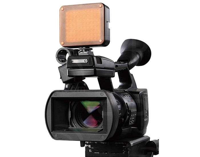 Lishuai (LED80B) Daylight On-Camera LED Light (Camera not included)