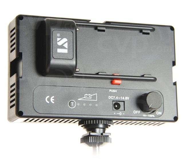 Lishuai (LED144A) Daylight On-Camera LED Light