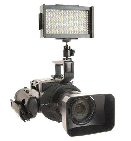 Lishuai (LED170D) On-Camera LED Light