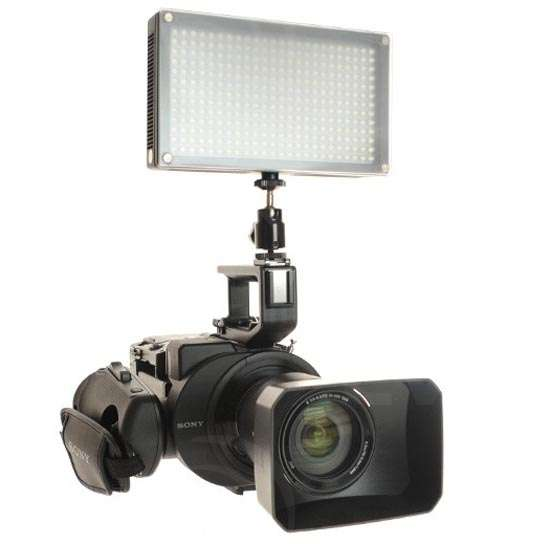 Lishuai (LED312A) Daylight On-Camera LED Light