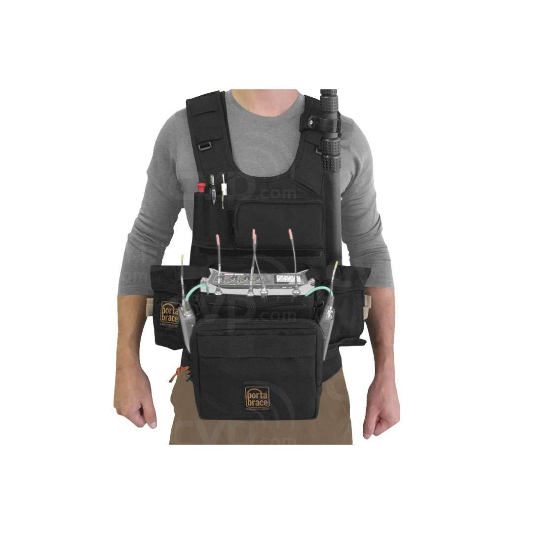 ATV-F4 Audio Vest for Zoom F4