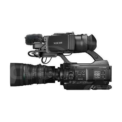 Sony PMW-300K2 (PMW-300,PMW300,PMW300K2,PMW-300K2//U ) Full HD 3x 1/2inch CMOS Sensor Camcorder with 50Mb/s Recording and 16x optical Zoom