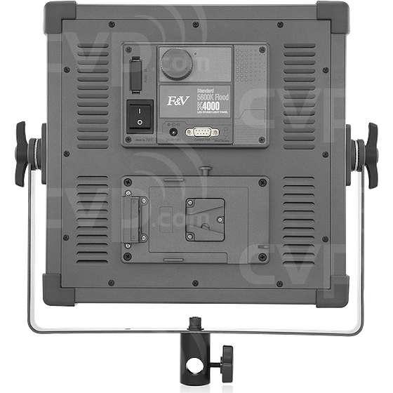 F&V K4000 (10904001UK0A) 5600K Daylight 400 LED Studio Panel Light
