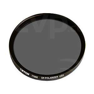 Tiffen 77POL (77-POL) 77mm SR Polarizer Filter