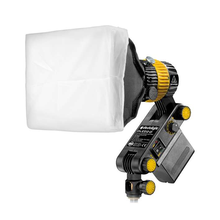 Dedolight DLED2-SBX Soft box for DLED2 LED Light Heads (DLED2SBX)