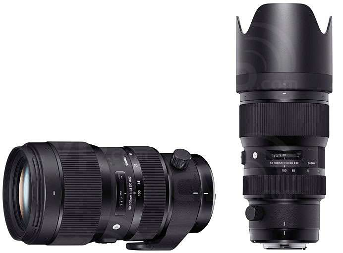 50-100mm Art Lens