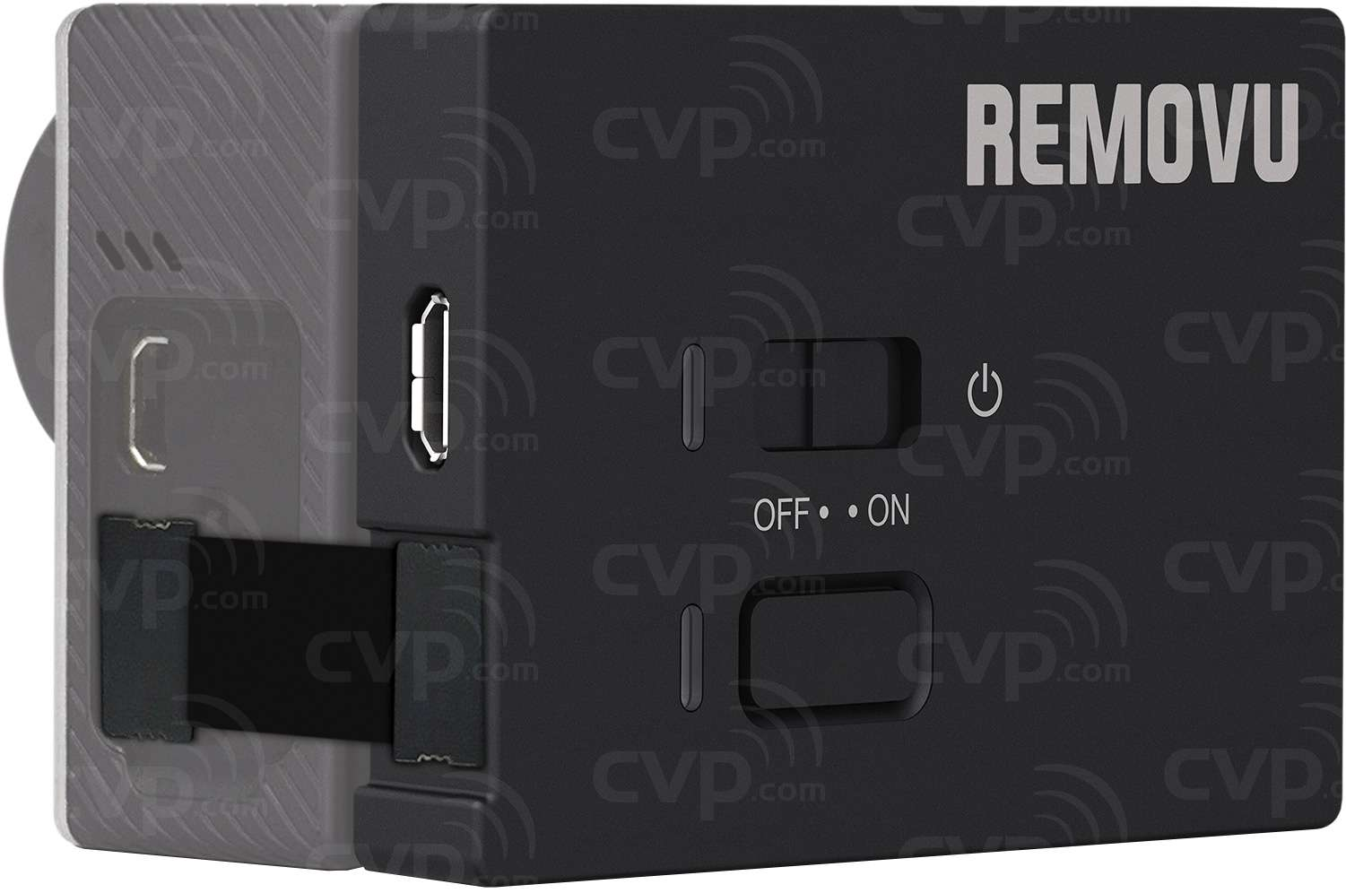 REMOVU M1+A1 Microphone for GoPro