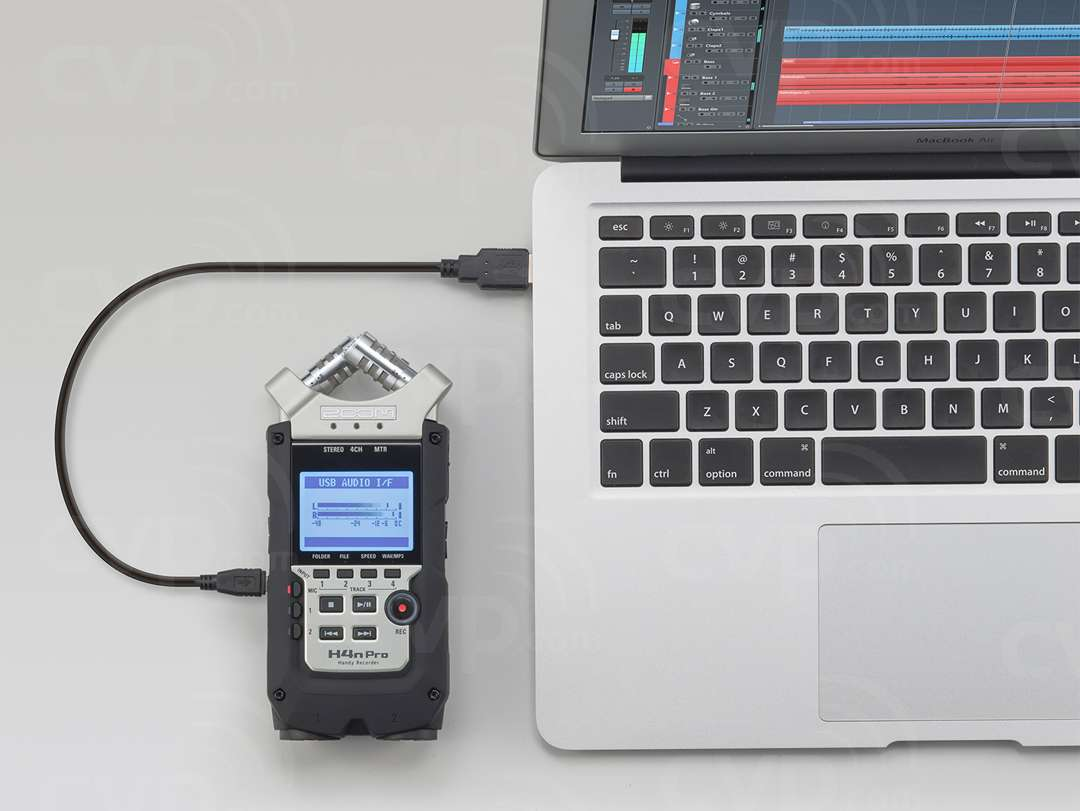 Zoom H4N PRO (H4NPRO) Handy Audio Recorder