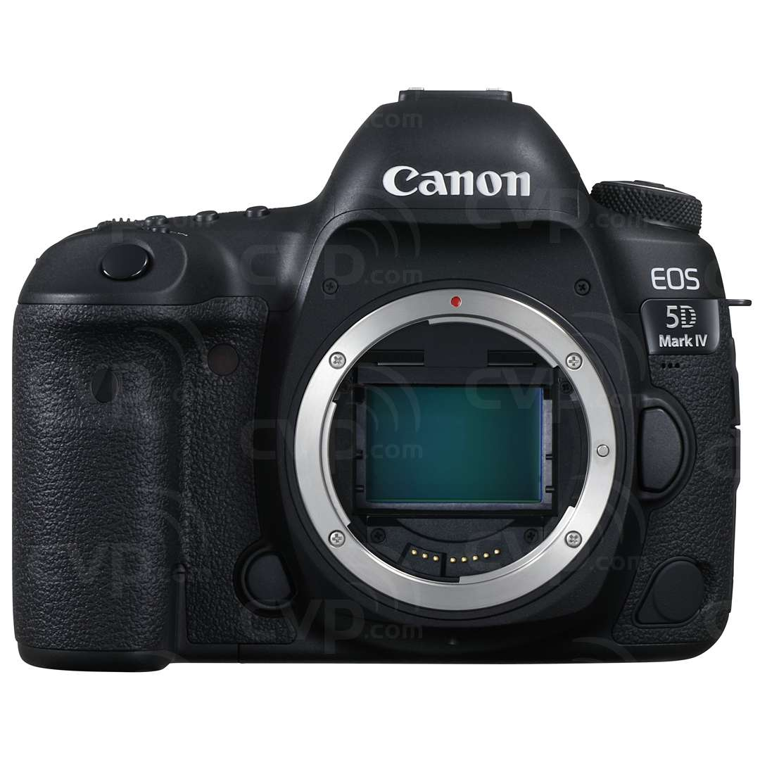 Canon EOS 5D Mark IV 24.2 Megapixels Full Frame Sensor Digital SLR Camera Body Only