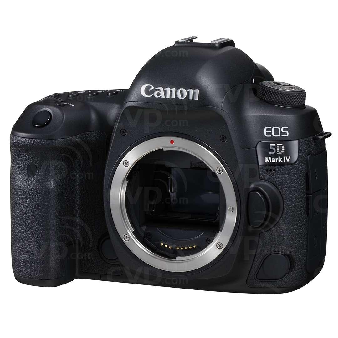 Canon EOS 5D Mark IV 24.2 Megapixels Full Frame Sensor