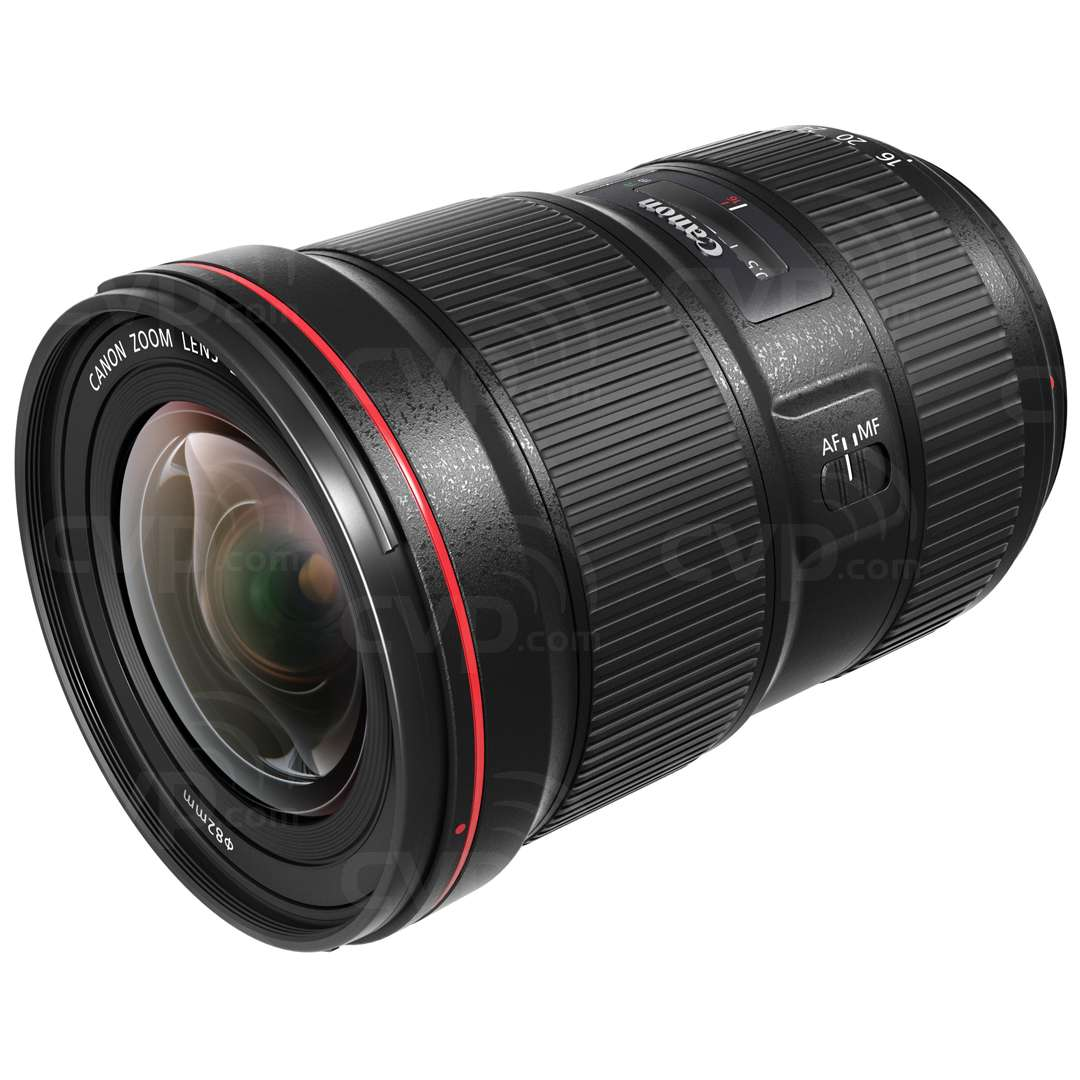 Canon 16-35mm f2.8L III USM Ultra Wide Angle High Performance