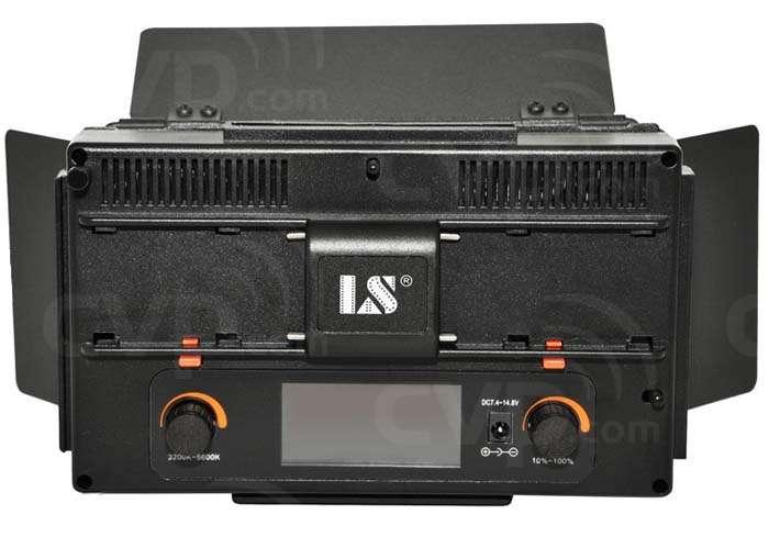 Lishuai (LED312DS) Bi-Colour On-Camera LED Light