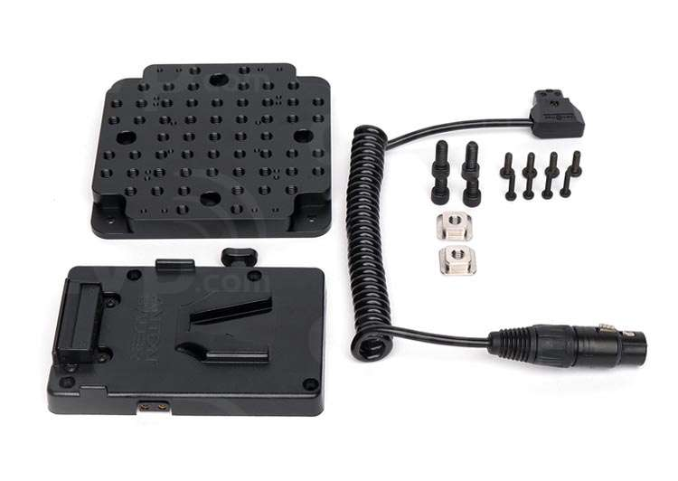 SmallHD PWR-ADP-BB-VM-CP-KIT (PWRADPBBVMCPKIT) V-Mount Power Kit + Cheese Plate