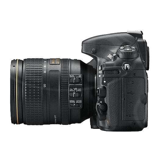 Nikon D800 (D-800) 36.3 megapixel, FX-format (full-frame), CMOS sensor, DSLR