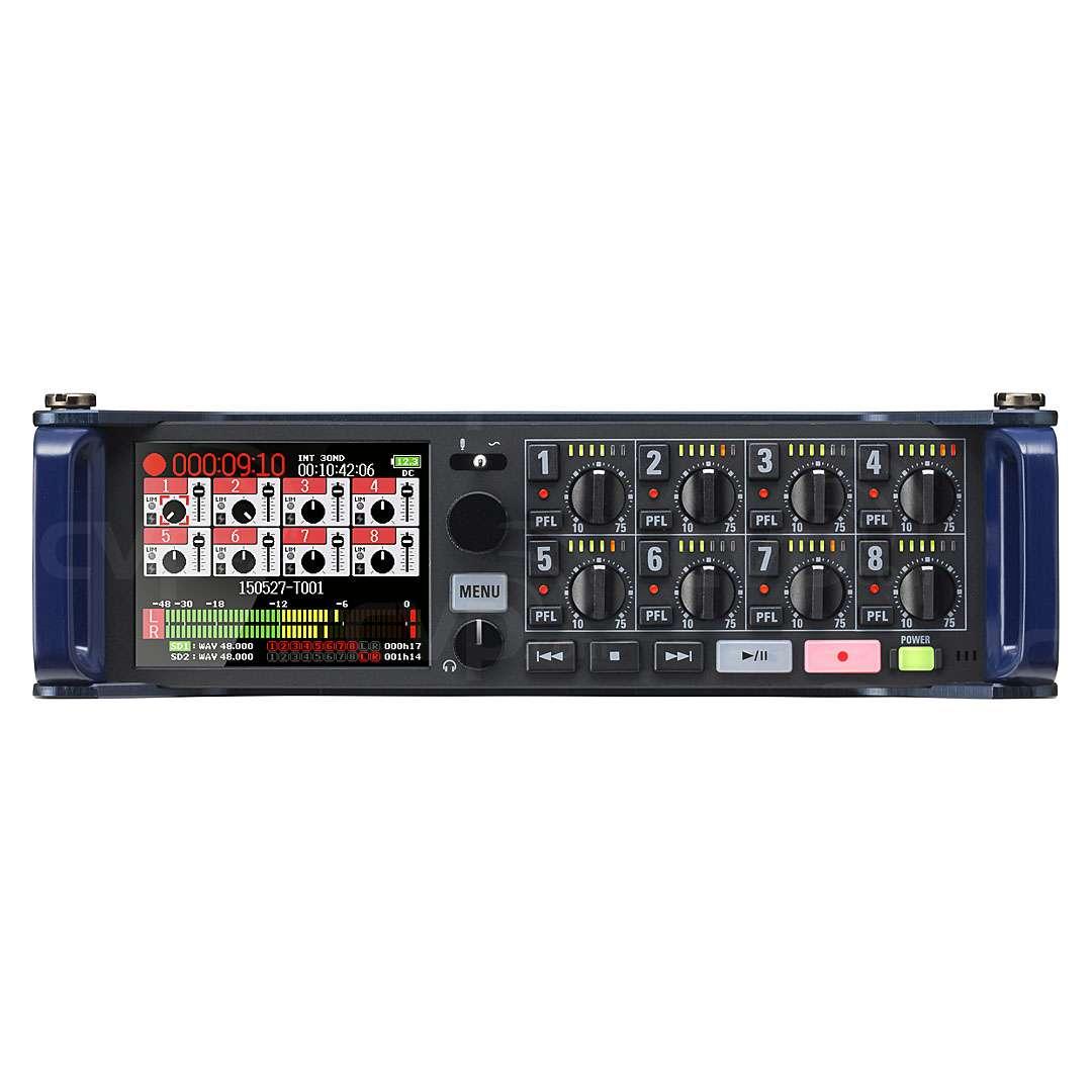 ZOOM F8 (F-8) Multi Track Field Recorder