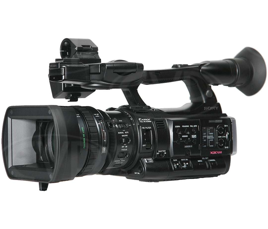 Sony PMW-200 (PMW200) Full HD XDCAM EX camcorder with 50Mb/s recording