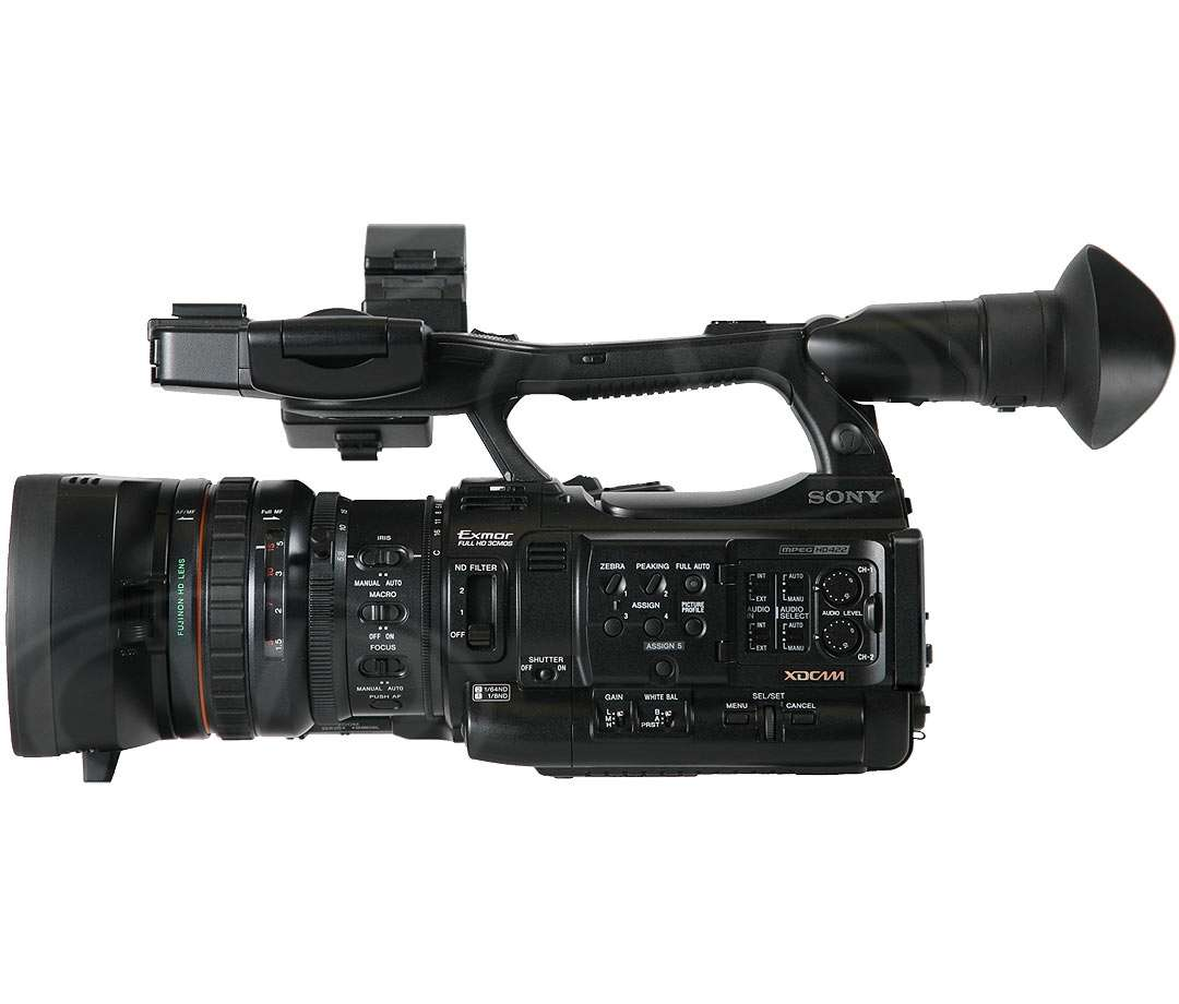 Sony PMW-200 (PMW200) Full HD XDCAM EX camcorder with 50Mb/s