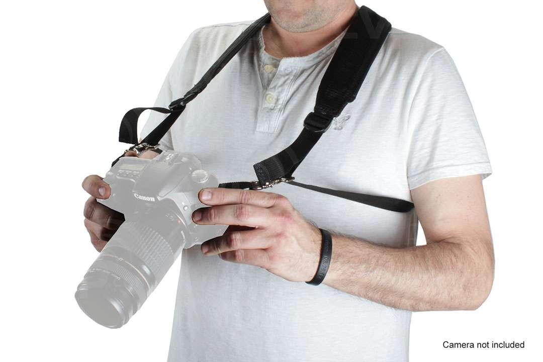 Portabrace HR-DSLR (HR-DSLR) Padded Harness System for DSLR cameras
