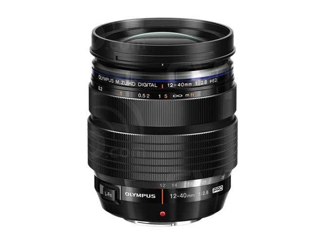 Olympus 12-40mm f/2.8 Lens
