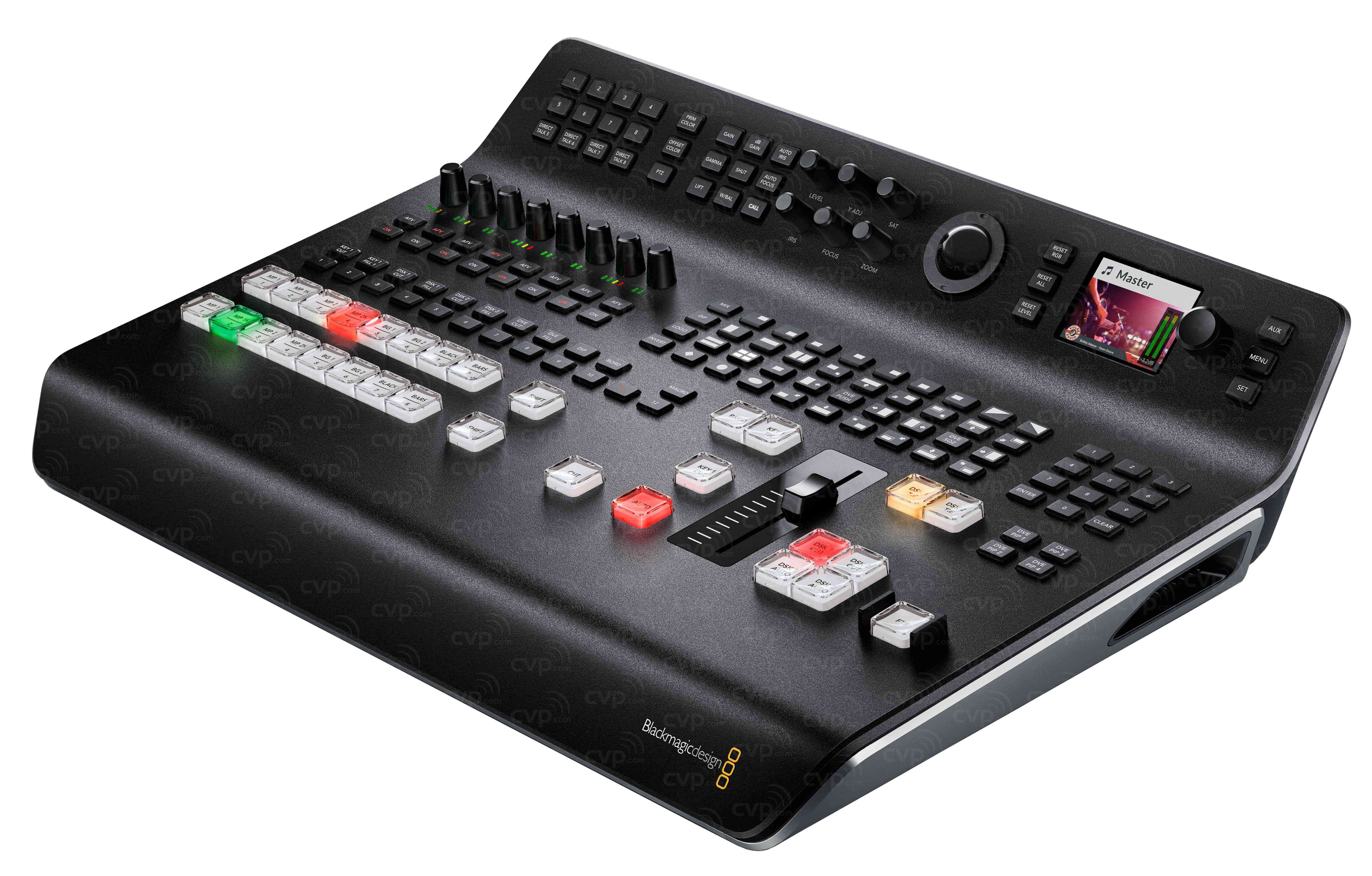 Blackmagic Design BMD-SWATEMTVSTU/PROHD (BMDSWATEMTVSTUPROHD) ATEM Television Studio Pro HD Live