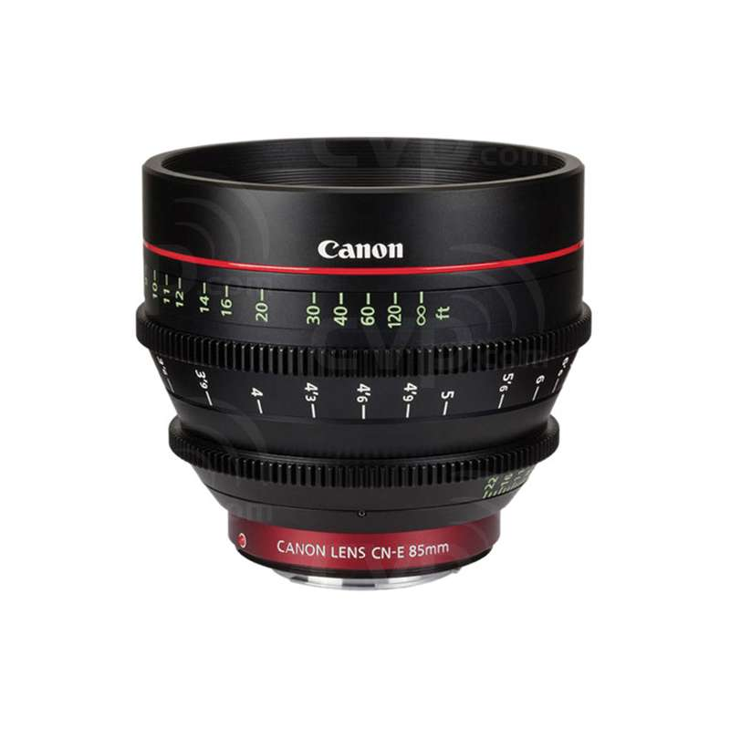 Canon CN-E 85mm T1.3 L - EF Mount Digital Cine