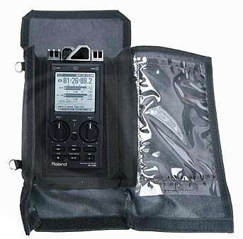 Portabrace AR-SF1 (ARSF1) Portable Audio Recorder Case for Zoom H4/H4n,