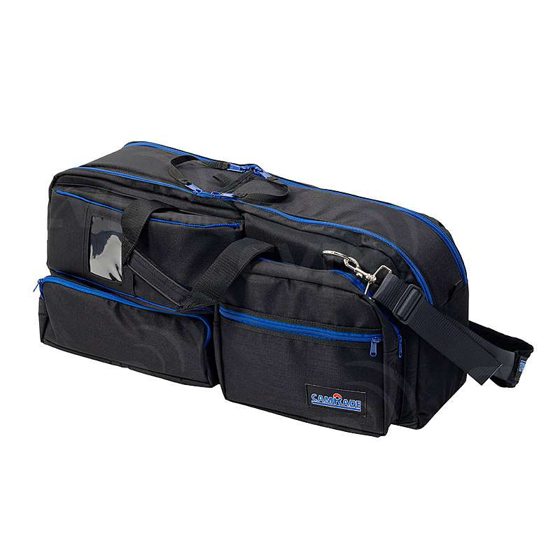 camRade CAM-CB-750-BL (CAMCB750BL) CamBag 750 in Black - soft, lightweight camera bag for camcorders up to 75cm  29.5 inch