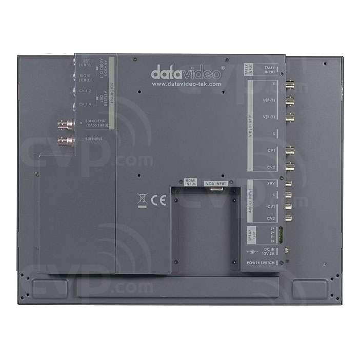 Datavideo DATA-TLM170G (DATATLM170G) 17.3 Inch HD/SD Desktop Unit