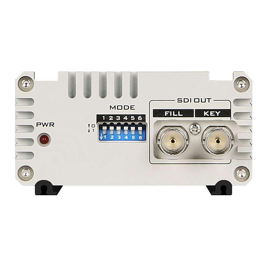 Datavideo DATA-TC350 (DATATC350) TC-350 Overlay Box Bundled With CG350 Professional