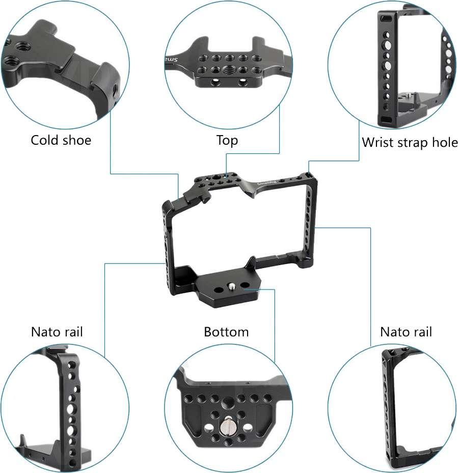SmallRig Panasonic GH5 Cage
