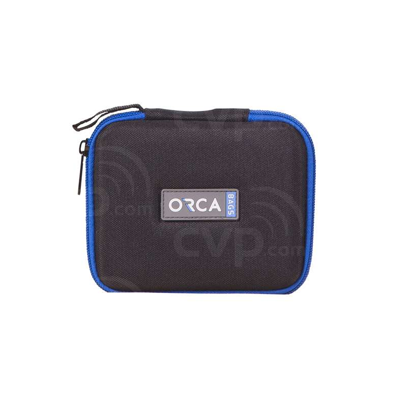 Orca Bags OR-29 (OR29) Audio Capsule Pouch for Small Audio